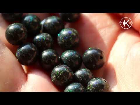Australian Boulder Opal Beads | Kernowcraft