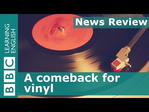BBC News Review: Vinyl records make a comeback Mp3