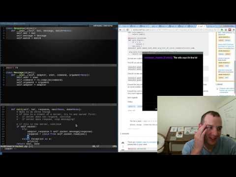 Interprocess Communication using Sockets! [Python][Vex]