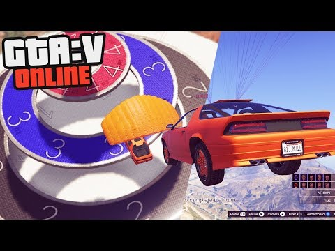 IT'S MY FIRST TIME! | GTA 5 Online Overtime Shootout Update