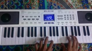 Janam Janam  DILWALE song on Piano