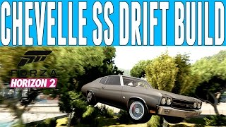 Forza Horizon 2 Fast & Furious Drift Build : Dom