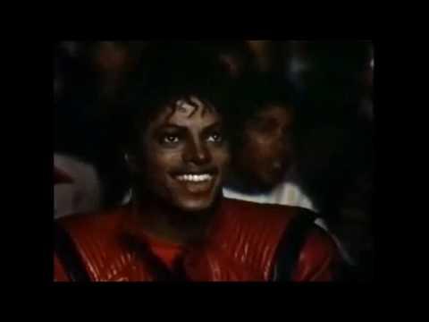 Micheal Jackson Watching Drama And Eating Popcorn