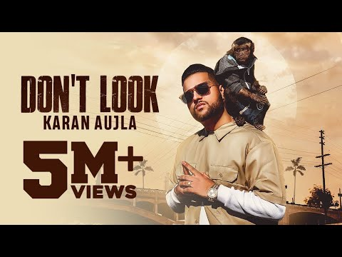 Don't Look (4K Full official Video) Karan Aujla | Deep Jandu | Latest Punjabi Song-2019