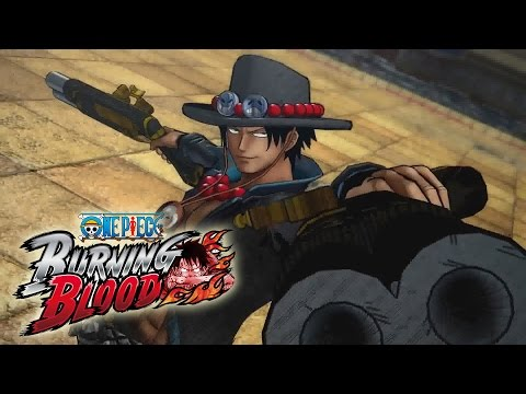 One Piece Burning Blood NEW DLC Characters & Costumes Gameplay Trailer - Strong World Shanks & More!