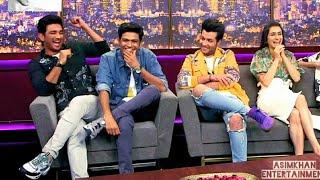 Sushant singh rajput // chichore interview // shraddha kapoor //full interview //team chichore 😍