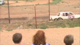 Ned Houk Motor Sports Complex Part 1 of 2 fun night with the family