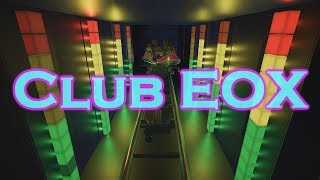 Planet Coaster - Club EOX - Ride Overview