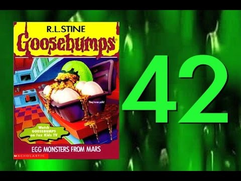 Goosebumps Retrospective #42: Egg Monsters From Mars - YouTube