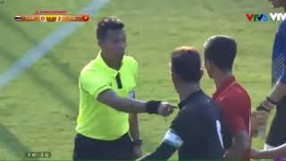 Trả thù bóng đá  U23 Việt Nam 2  - 1 U23 Thái Lan M150 Cup, đã trả được món nợ SEAGAME