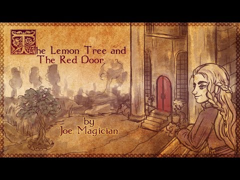 The Lemon Tree and the Red Door