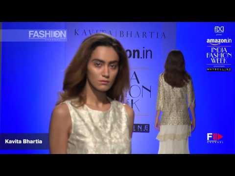 KAVITA BHARTIAK Spring Summer 2017 | INDIA Fashion Week by Fashion Channel