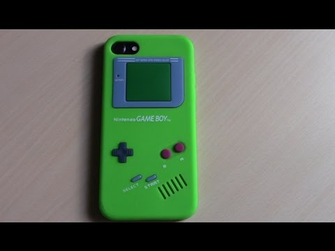 online store b9ea6 1172a Awesome Game Boy iPhone 7 Case