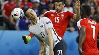 Euro 2016-trực Tiếp Pháp-thụy Sĩ  2h Sáng Ngày 20/6