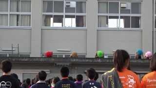プリンケツプリンケツのダンス【平成26年国府高校】 ※ブラウザかパソコンからみてください