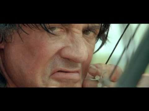 John Rambo trailer ita poster