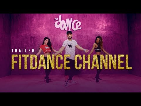 Novo canal FitDance Channel - Bollywood India - Main Tera Boyfriend