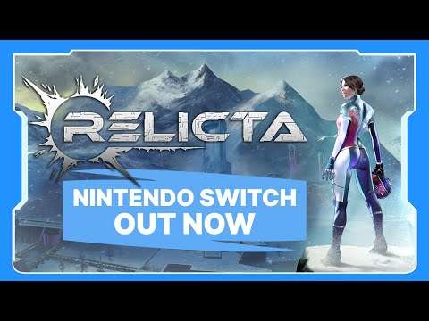 Relicta – Nintendo Switch – Out Now Trailer
