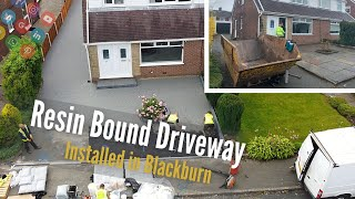 How To Make A Resin Driveway - Groundworks, Tarmac And Resin Bound | RESIN INSTALL SERIES 15
