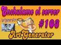 Enchulame el Server | ArtGenerator | # 103