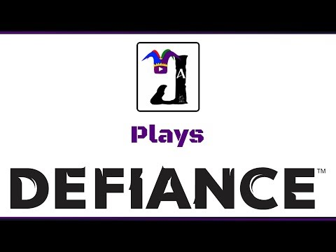 Defiance - Don't tell Bale I played without her! **Live streamed 12-August-2017**