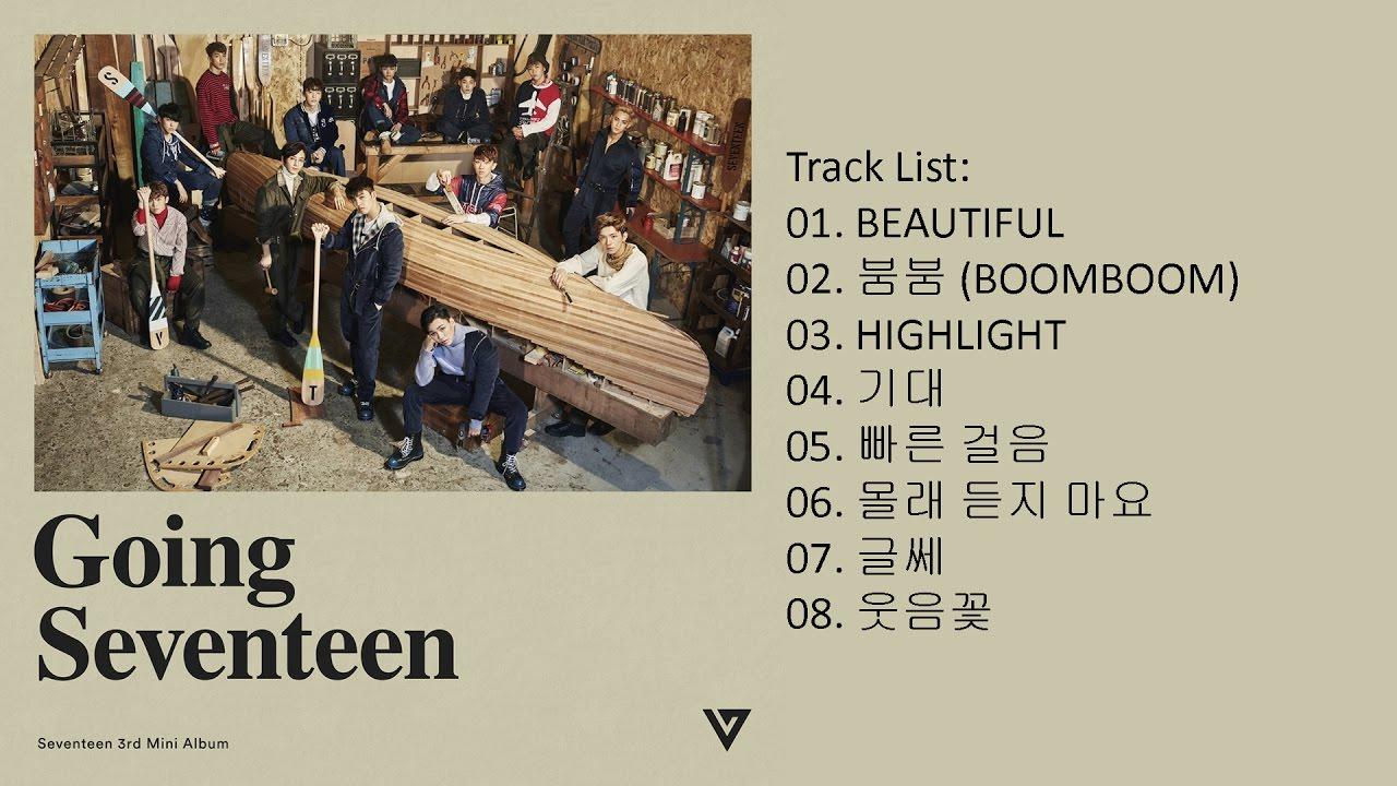 [Full Album] SEVENTEEN – Going Seventeen (Mini Album)