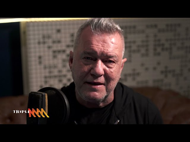 Jimmy Barnes talks about the influence of his new album, this track 'End Of The Road'| Triple M