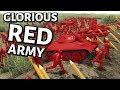 Glorious RED ARMY ! Army Men Of War - Battle at Pencil Ridge