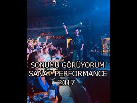 Norm Ender - Sonumu Görüyorum - Sanat Performance/İstanbul