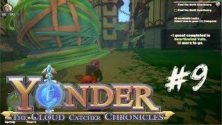 ГОРОД ПОРТНЫХ ► Yonder: The Cloud Catcher Chronicles ► #9