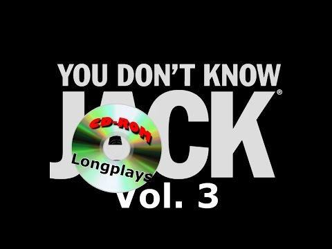 You Don't Know Jack - Vol 3 (CD-ROM Longplay #17)