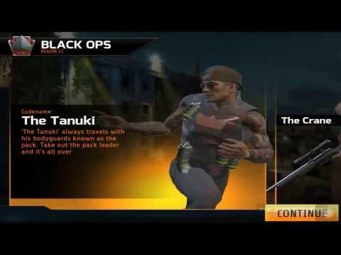 Kill Shot Bravo Region 21 Black Ops Mission #1 - Kill The Tanuki (Slo-Mo Gameplay)