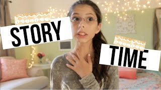 SOMEONE BROKE INTO MY HOUSE!! //story time