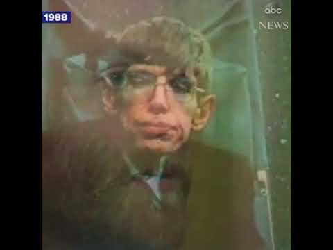 Stephen Hawking talks about his life-long search for a unified theory