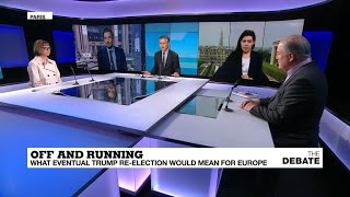 Off and running: What eventual Trump re-election would mean for Europe thumbnail