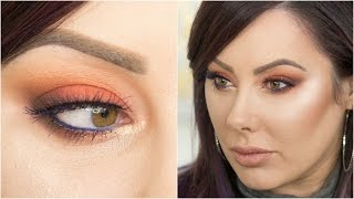 Fall Makeup with a Funky Twist | Makeup Geek