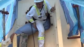 Tanker ship inspection