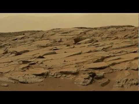 Mars 360° Movie Original NASA Pictures