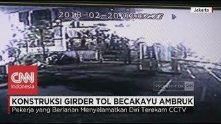 (0.01 MB) Detik detik Pear Head Tol Becakayu Ambruk Terekam CCTV Mp3