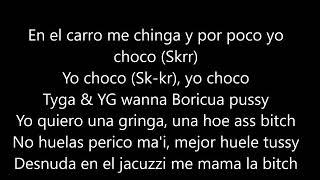 YG, Tyga & Jon Z -  Go Loko (Lyrics)