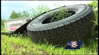 Illegal dumping under investigation in Dresden