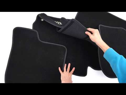 Коврики ворсовые - автомобильные текстильные авто ковры Skoda
