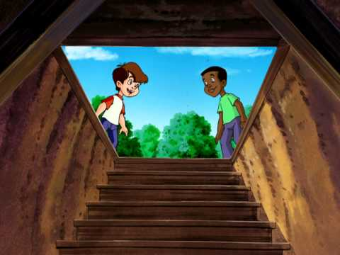 Adventures in Odyssey: Race to Freedom - Clip