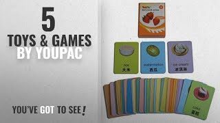 Top 10 Youpac Toys & Games [2018]: YouPac Kids Local Explorer Flash Cards bilingual