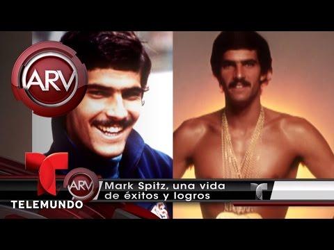 Mark Spitz: toda una vida de récords | Al Rojo Vivo | Telemundo