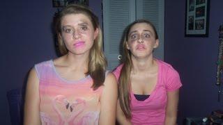 Blindfolded Makeup Challenge! Thumbnail