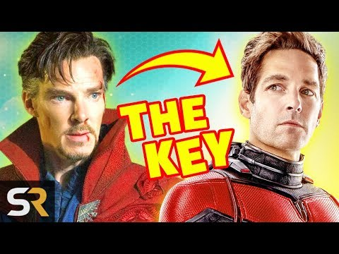 Marvel Theory: This Is Why Doctor Strange Gave Thanos The Time Stone In Infinity War