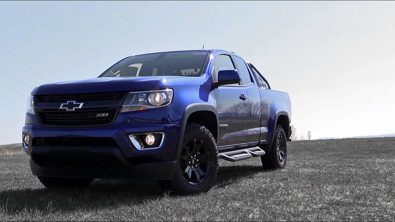 2016 chevrolet colorado z71 trail boss review youtube. Black Bedroom Furniture Sets. Home Design Ideas