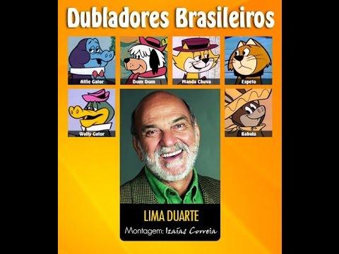 Lima Duarte - Entrevista Sobre Dublagem