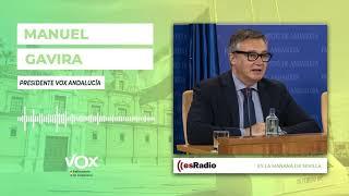 MANUEL GAVIRA explica la rebaja fiscal que VOX ha logrado en Andalucía